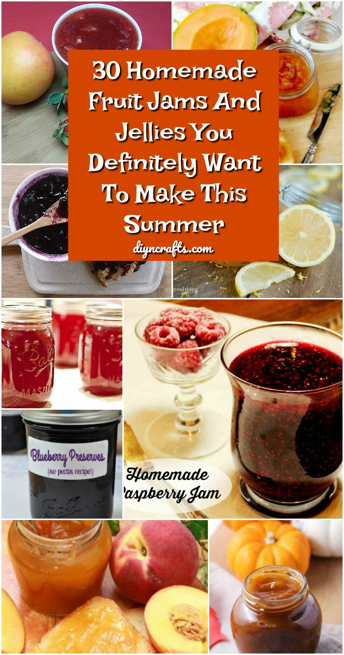 Summer recipes: jelly from jam, jam and jam 86