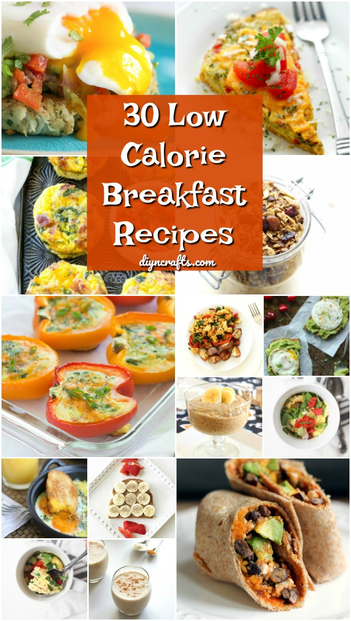 30 Low Calorie Breakfast Recipes That Will Help You Reach Your Weight Loss Goals