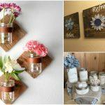 25 DIY Rustic Bathroom Décor Ideas To Give Your Bathroom Farmhouse Charm