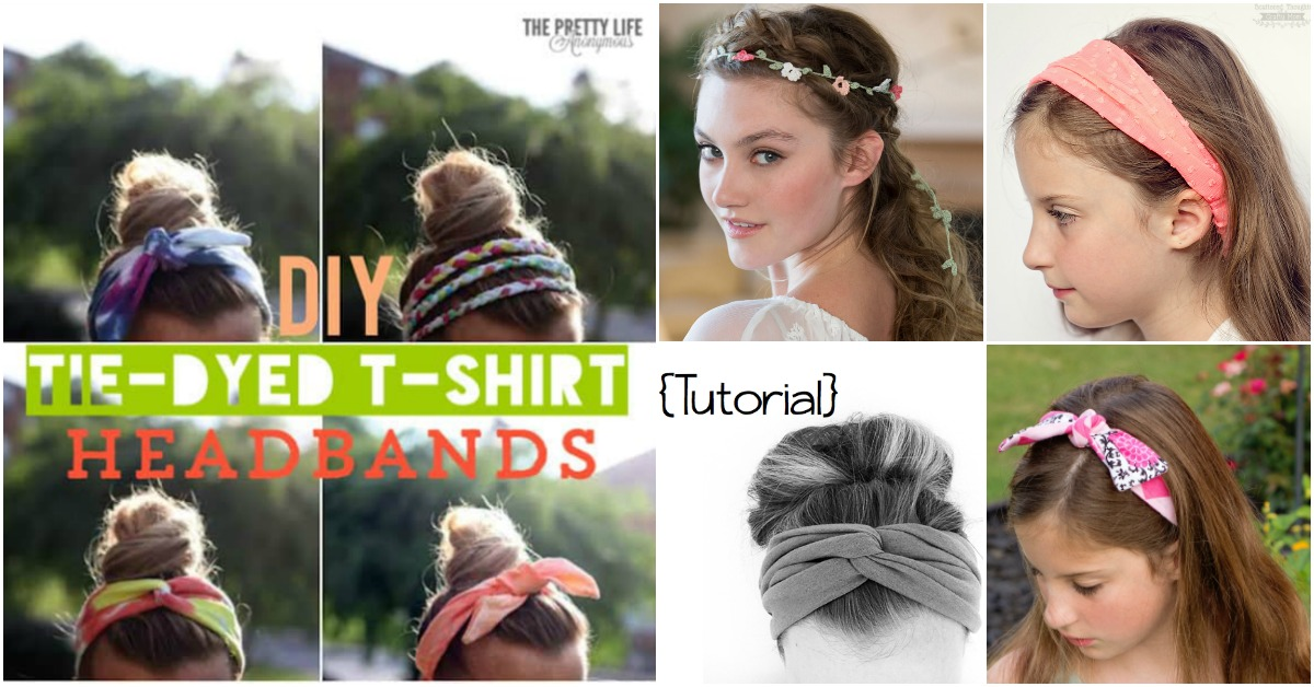 10 DIY Summer Headbands You Must Have For Stylish Summer Fun