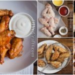 Extra Crispy Double Fried Confit Buffalo Wings Recipe