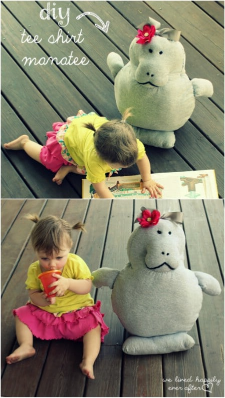 14 DIY Stuffed Toys Your Kids Will Love to Play WitVisualTexth