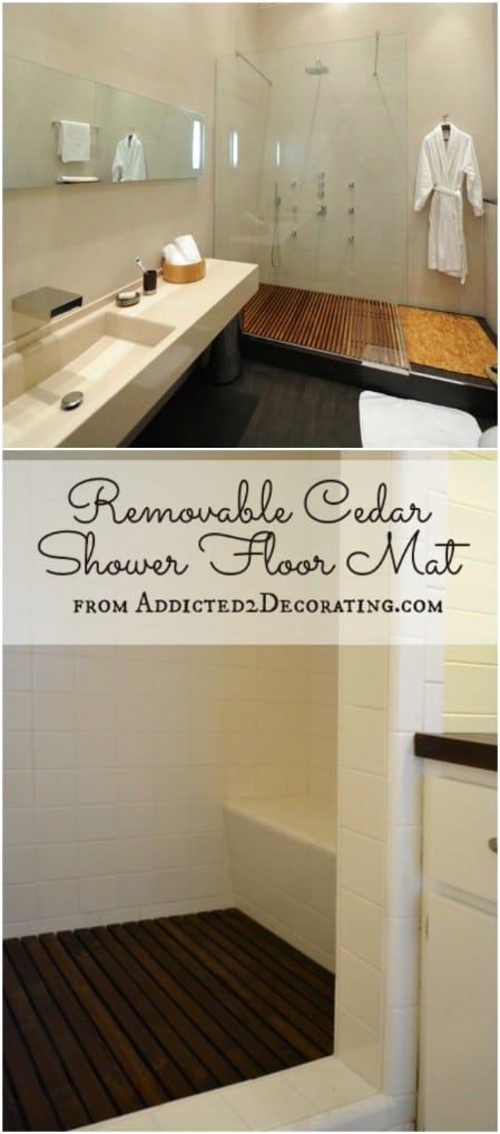 DIY Bath Mats To Restyle Your Bathroom
