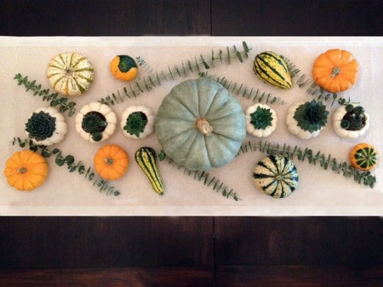 Beautiful Fall Centerpieces You Can Make Yourself