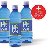 H2Doze Distilled Water for CPAP Humidifiers - 1 Bottle