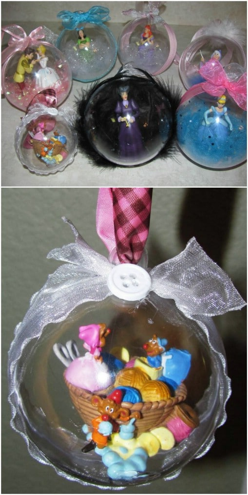 Disney Figurine Ornaments