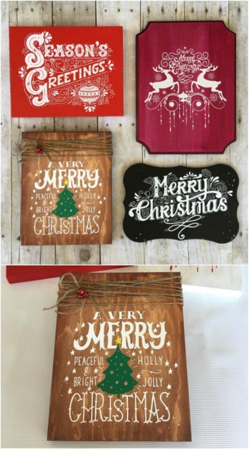 DIY Custom Screen Print Signs