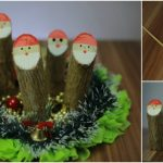 How to Make this Rustic Christmas Santa Decoration {Video Tutorial}