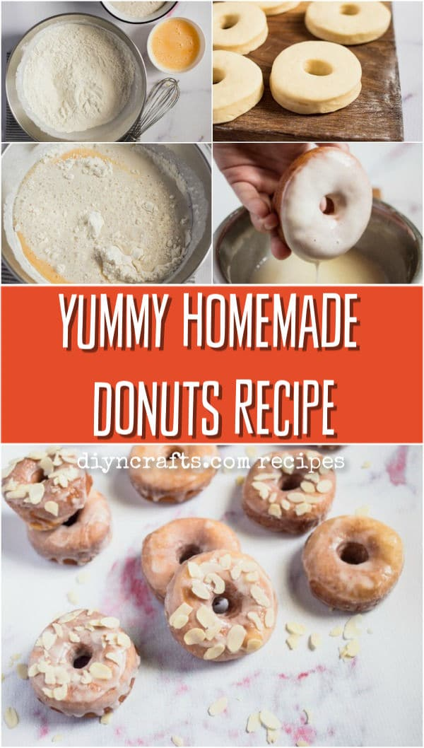 The BEST Homemade Donuts Recipe