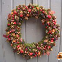 Luxury Winter Berry Wreath