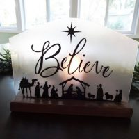 Nativity Scene - Christmas Decor
