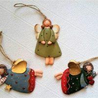 Christmas Angel, Christmas Ornament