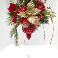 Christmas Luxury Floral Table Arrangement