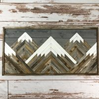 Rustic Mountain Tops