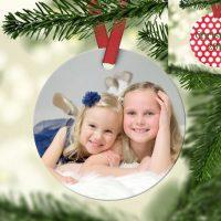 Photo Christmas Ornament