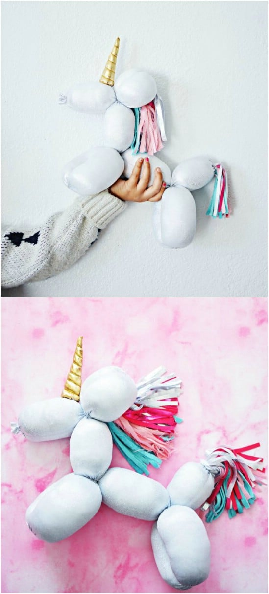 Balloon Animal DIY Unicorn