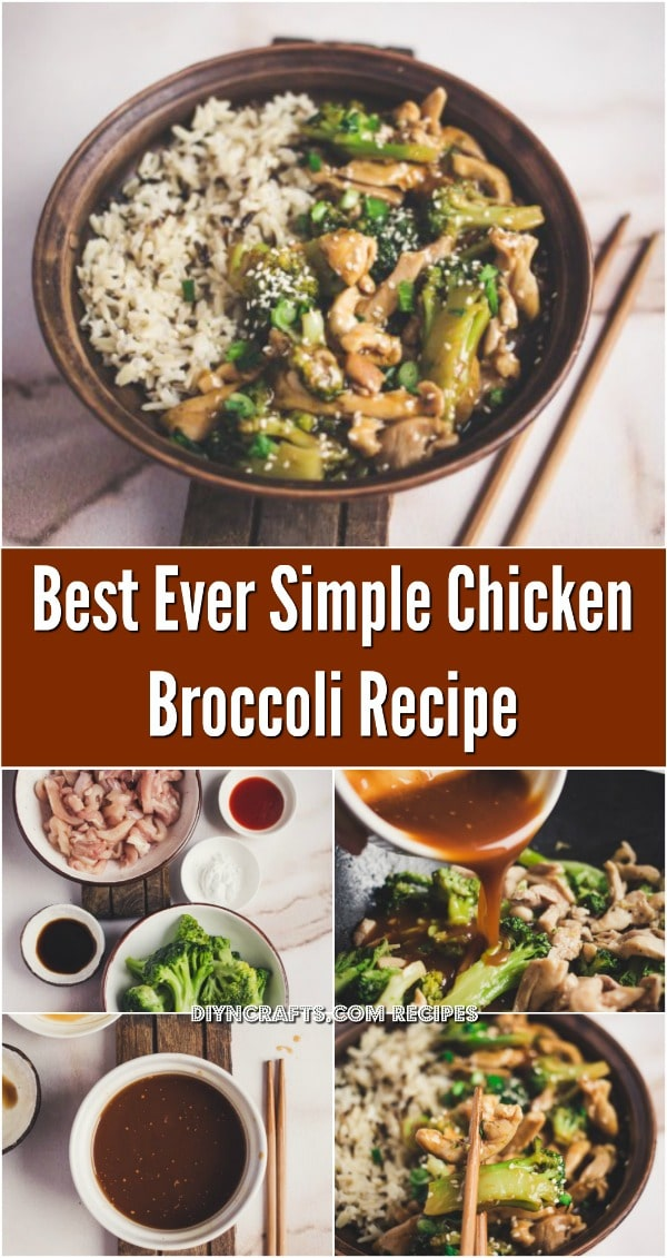 Best Ever Simple Chicken Broccoli Recipe