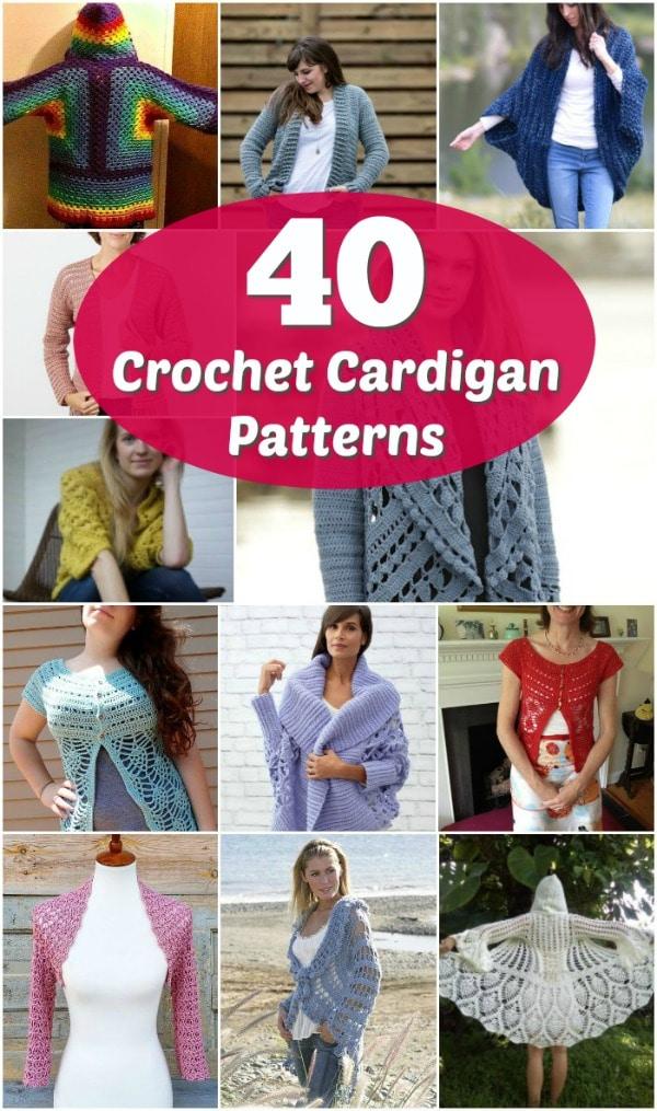 aafda7b03 40 Crochet Jacket