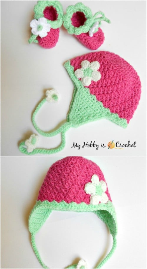 50 Most Adorable Crochet Baby Items You Need To Make Today - DIY ... 88e055e7f23c