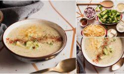 Tasty Broccoli Cheese Soup Recipe